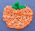 Pumpkin Pin Knitting Pattern